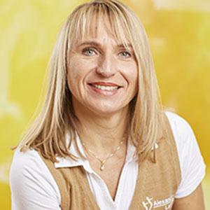 Physiotherapeutin Alexandra Labriola