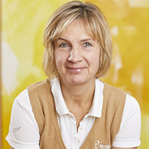 Physiotherapeutin Monika Löttgen