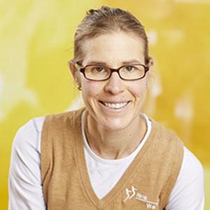 Physiotherapeutin Nadine Wagner